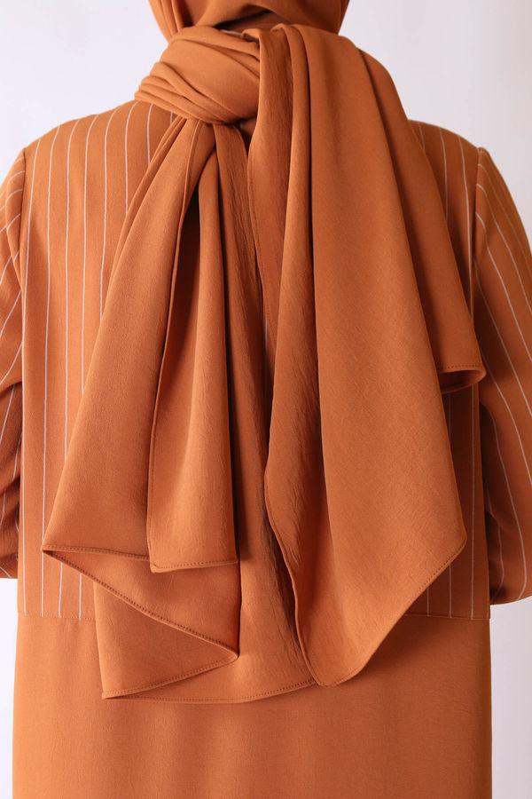 HE-QA - Bambu Şal Oranj
