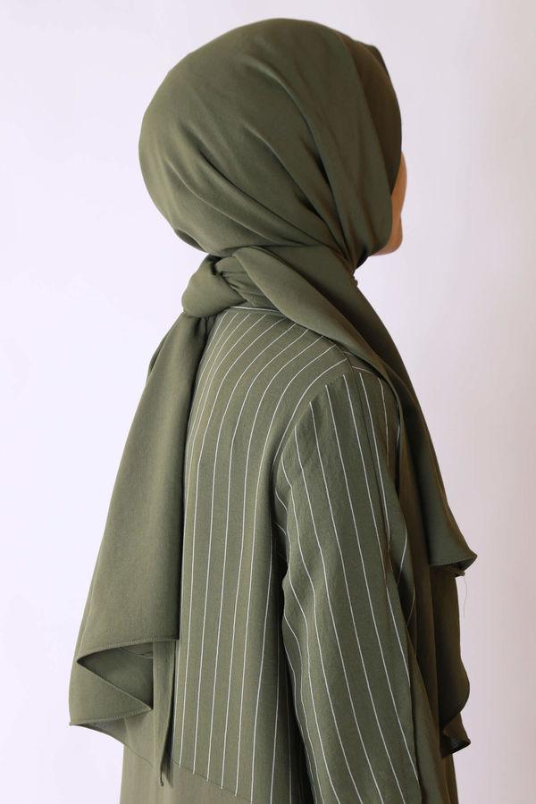 HE-QA - Bambu Şal Yeşil