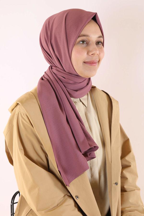 HE-QA - Elegant Şal Leylak