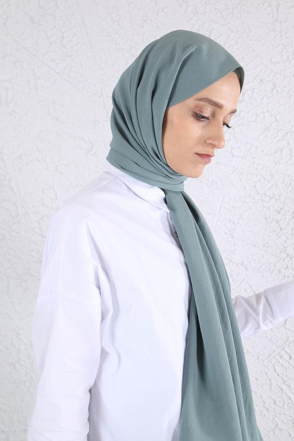 HE-QA - Elegant Şal Mint