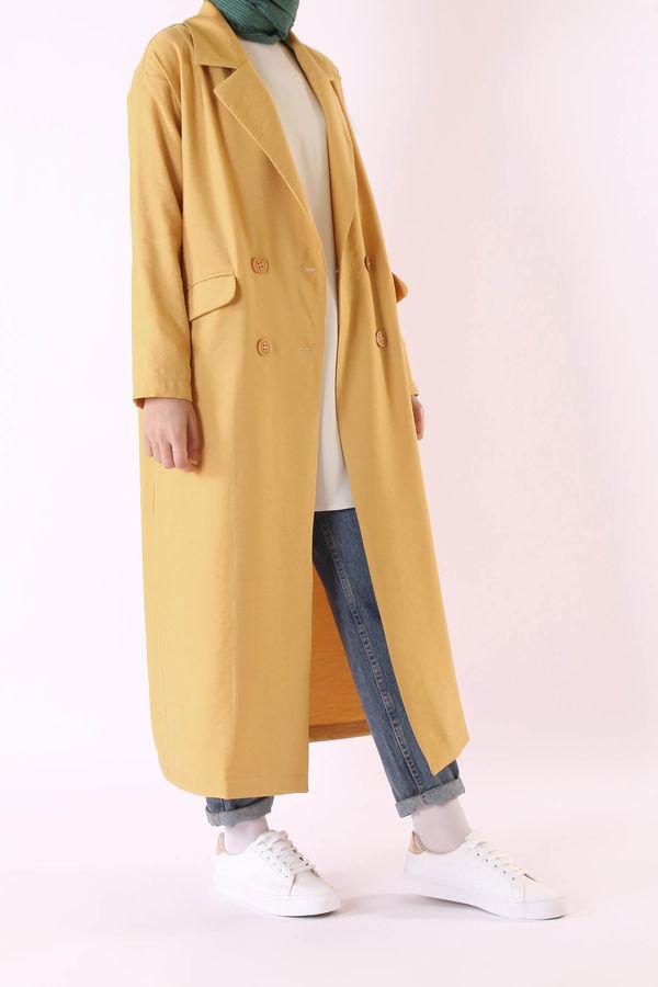 Sera Ceket Sarı