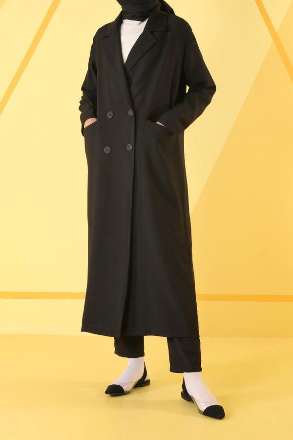 Sera Ceket Siyah