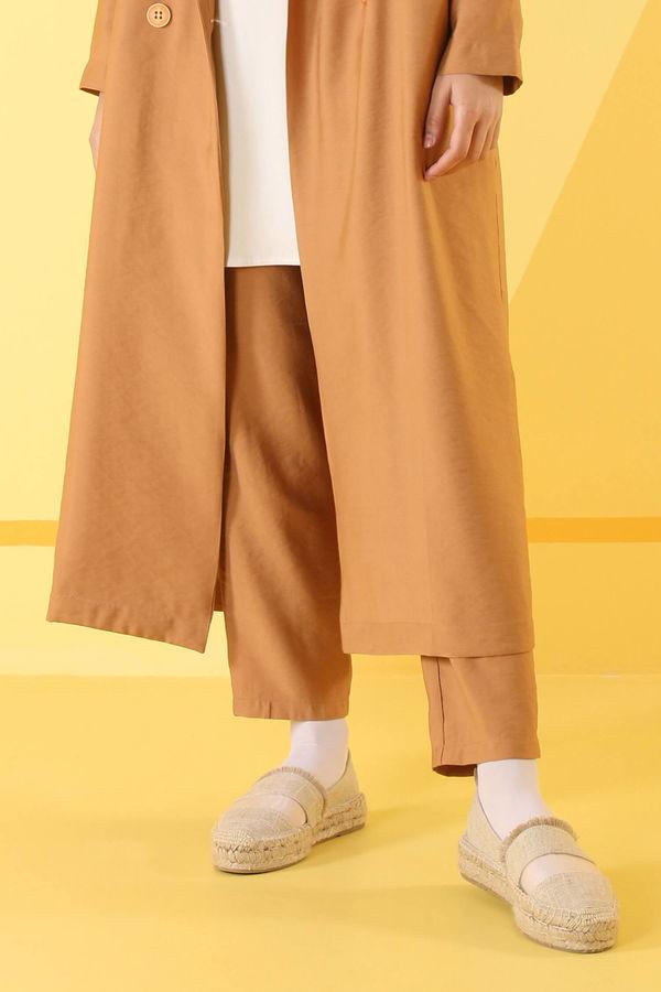 HE-QA - Sera Pantolon Taba